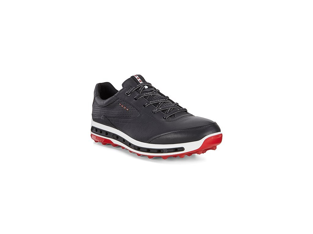 7325937cd08 ECCO Cool Pro pánské golfové boty černé