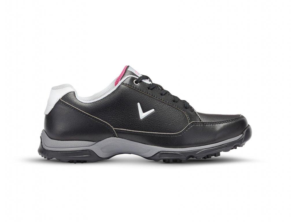 Callaway Cirrus II dámské golfové boty černé