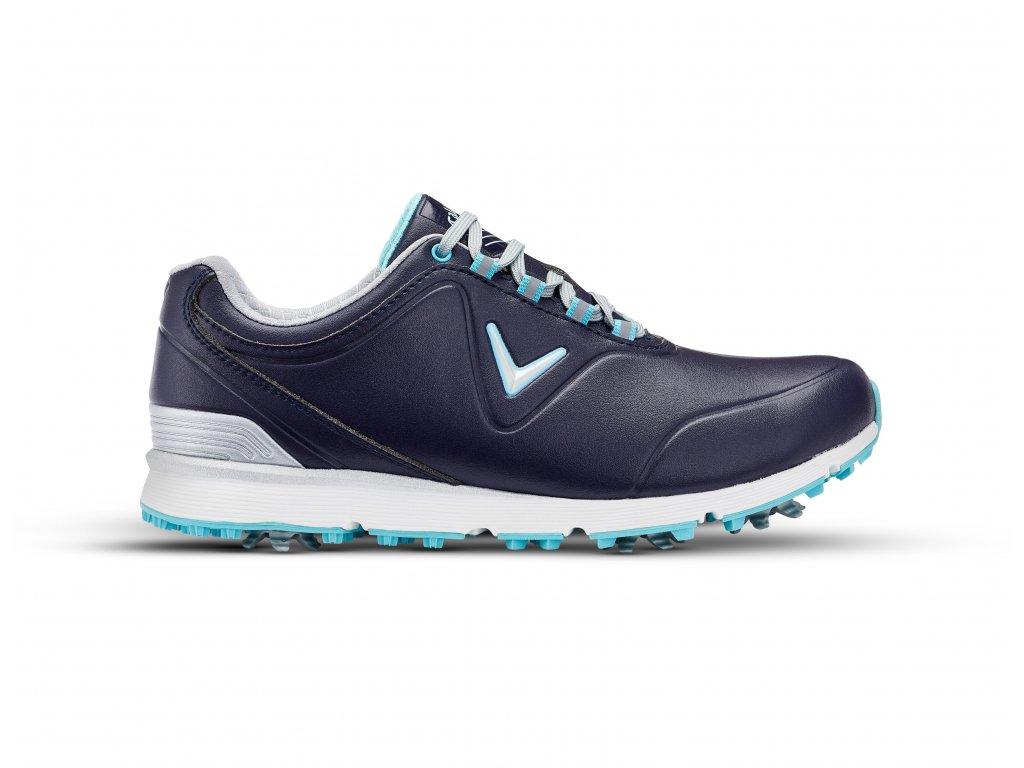 Callaway W632-10 dámské golfové boty modré