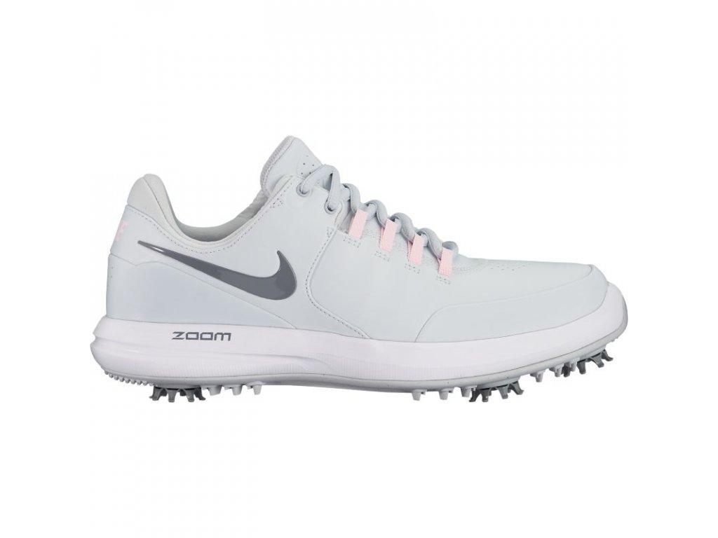 34a99582e43 NIKE Air Zoom Accurate dámské golfové boty světle-šedé - Bestgolf.cz