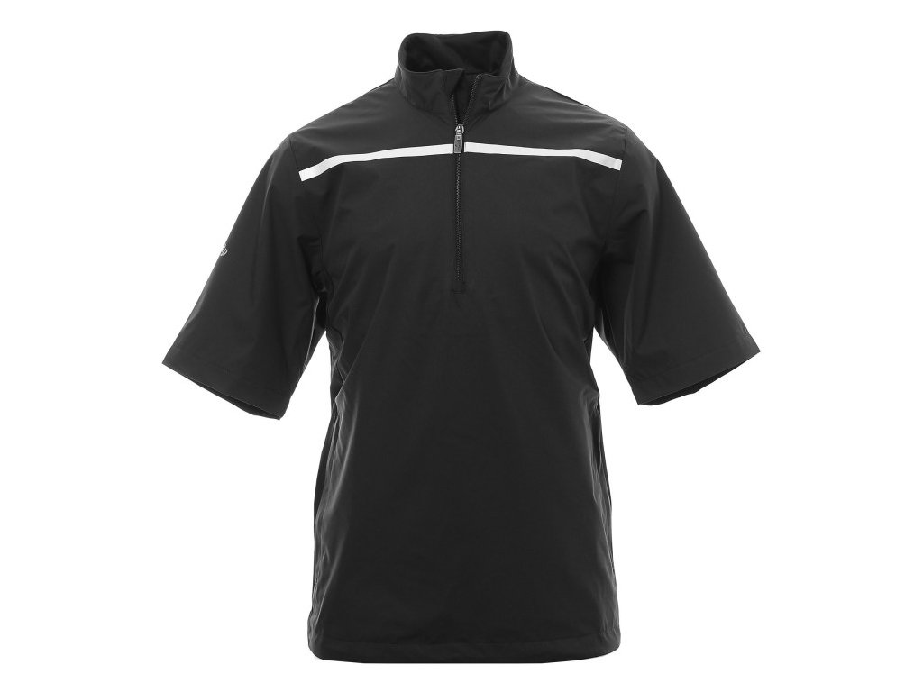 callaway golf chest stripe windshirt cgrf70e4 black 1