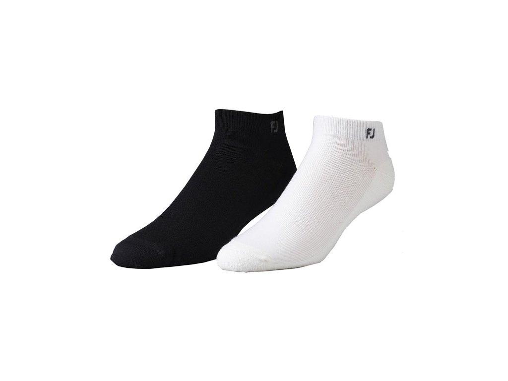 FOOTJOY ponožky ProDry Lightweight černé
