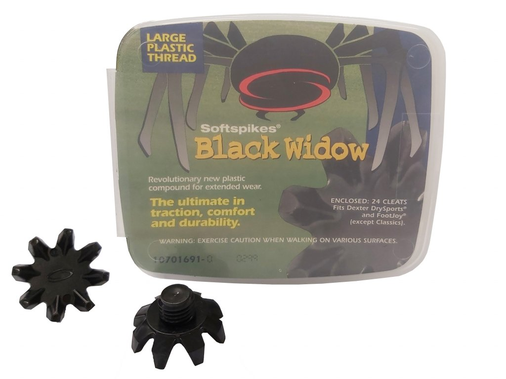 SOFTSPIKES Black Widow