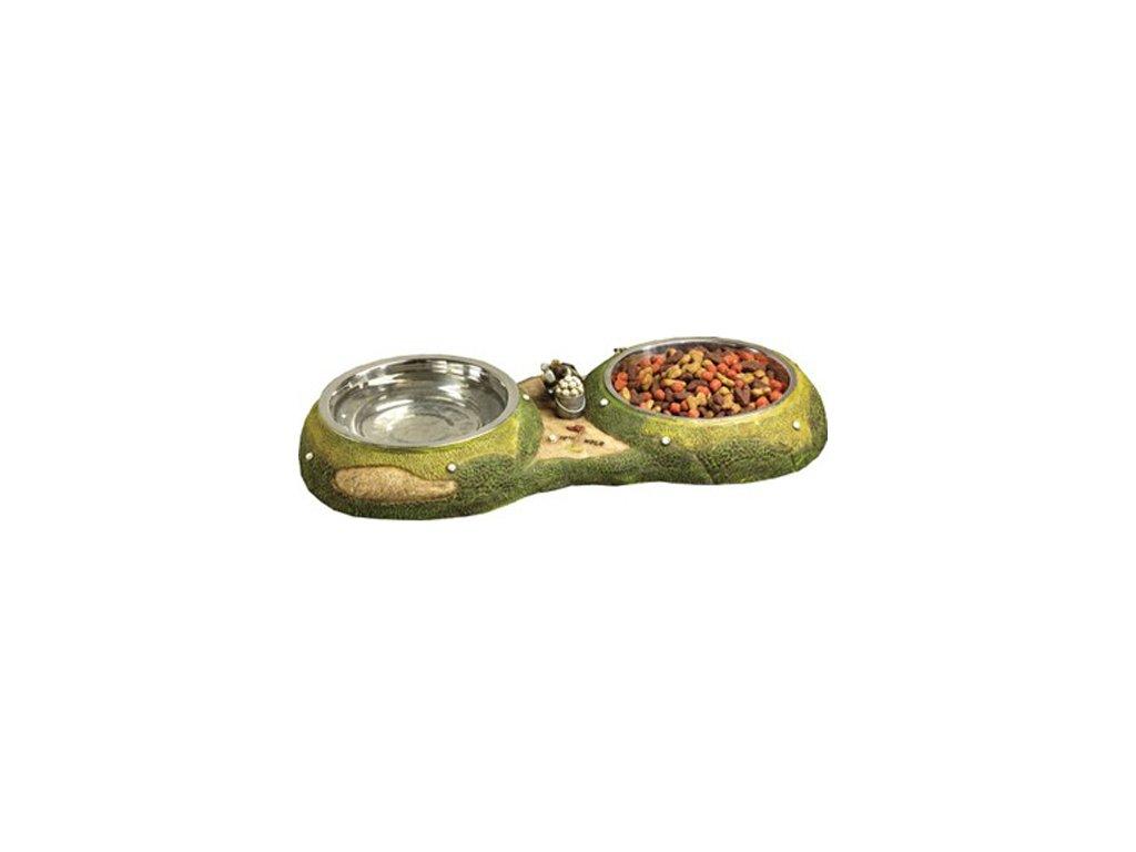 Golfová miska pro domácího mazlíčka