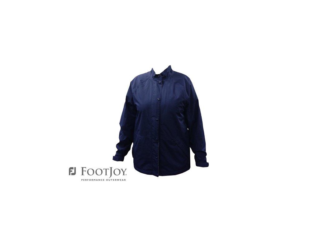 FOOTJOY Light Jacket dámská golfová bunda modrá