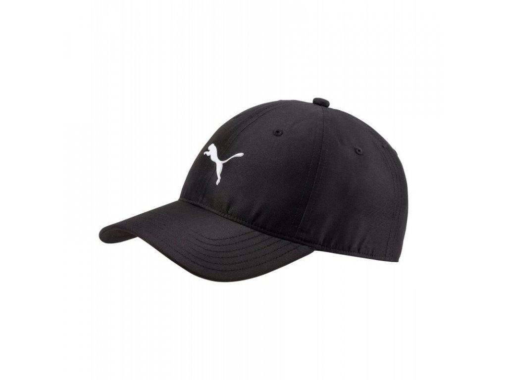 PUMA pánská čepice Pounce Adjustable tmavě černá - Bestgolf.cz f3f9de67e6
