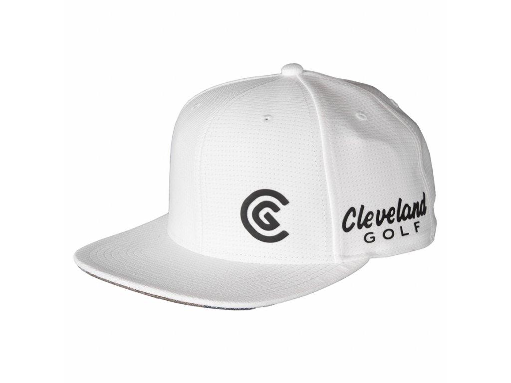 CLEVELAND FlatBill pánská golfová čepice Camo. Kód  12105072 BIL. Novinka.  CG Flatbill White 870x870 76c40b1e7a