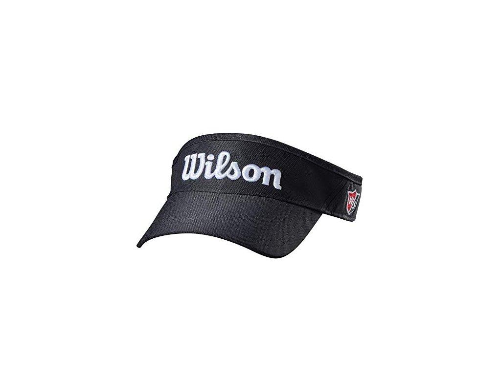 WILSON pánský kšilt černý