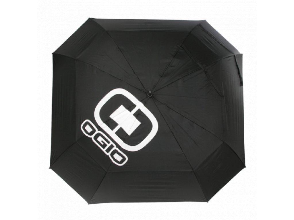 """OGIO deštník 72"""" Blue Sky černý"""