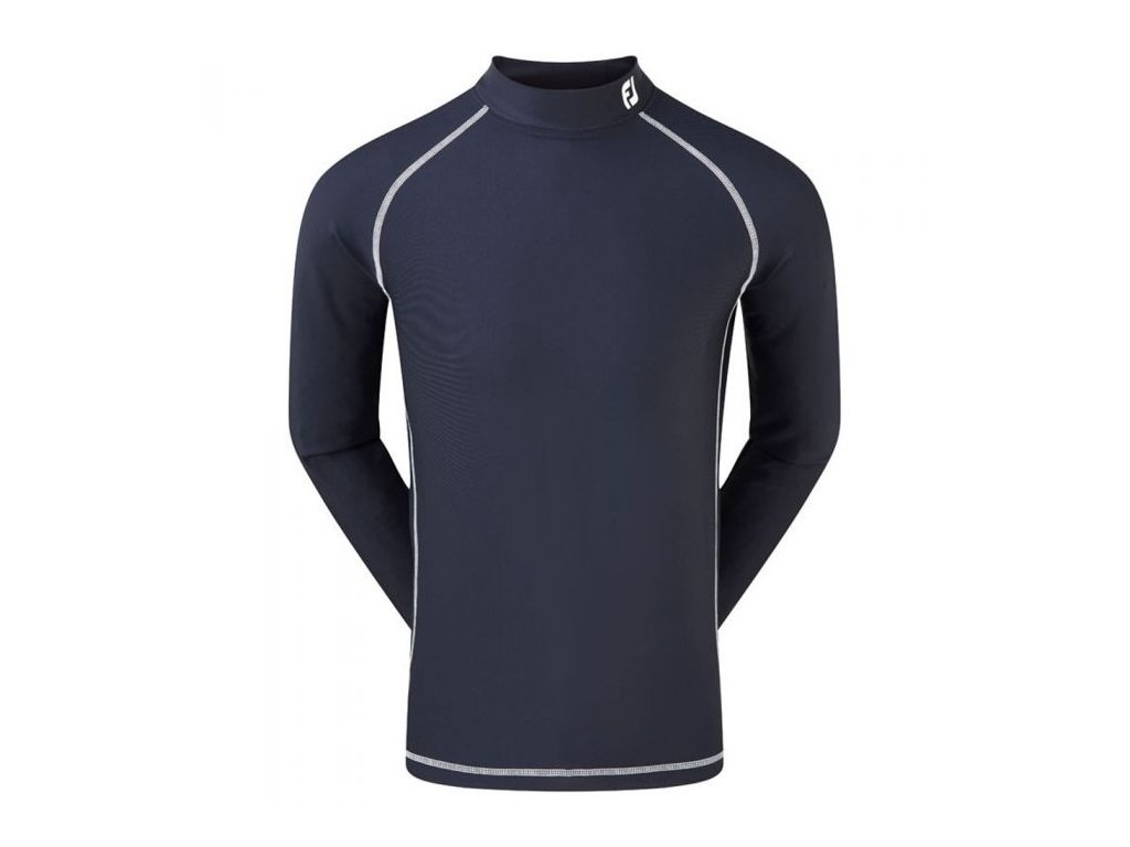 fj96893 footjoy prodry performance mock base layer navy 4