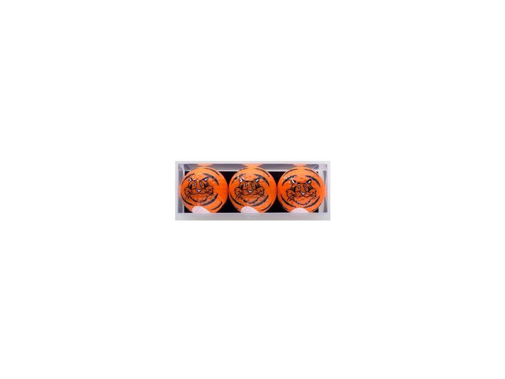 Sportiques dárkové balení míčků Tygr