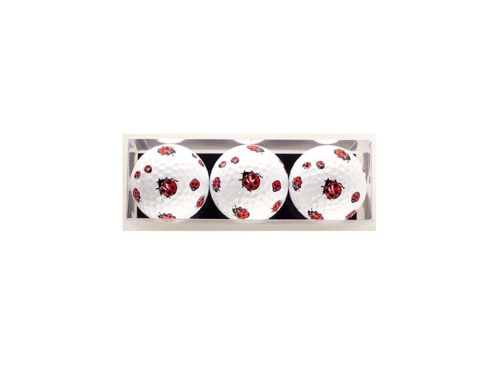 Dárkové balení míčků Berušky