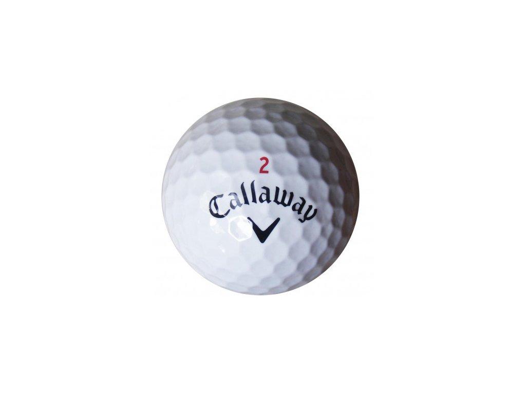 CALLAWAY hraný míček - Pearl Quality