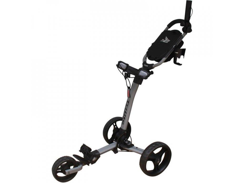 trikolovy golfovy vozik axglo trilite