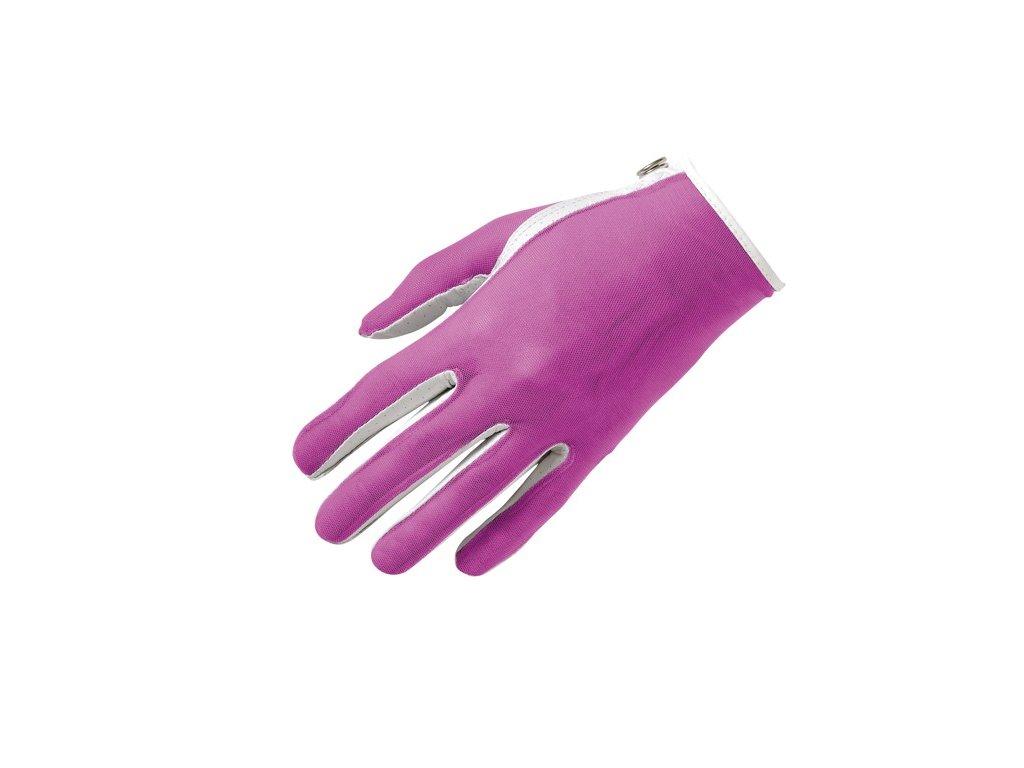 FOOTJOY dámské rukavice StaCooler fialovo-bílá (Velikost rukavic ML)