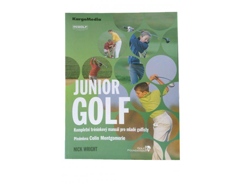 Kniha Junior golf