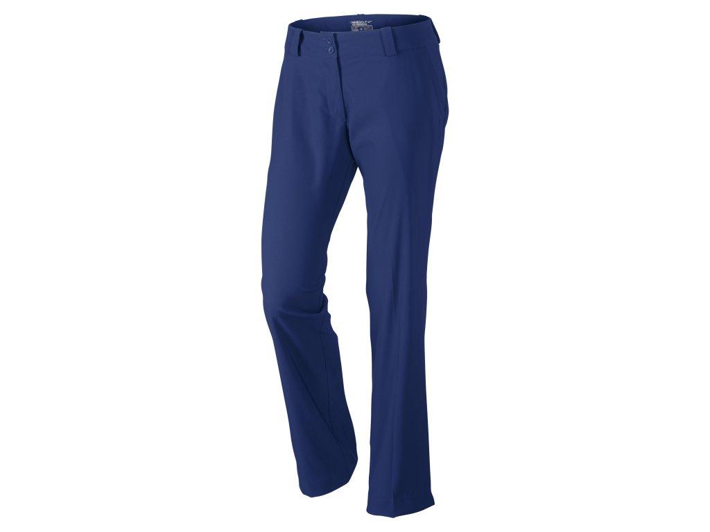 NIKE dámské kalhoty Modern Rise modré (Velikost kalhot 38)