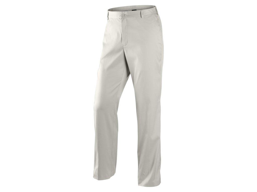 NIKE kalhoty Dri-Fit Flat Front Tech Pant béžové