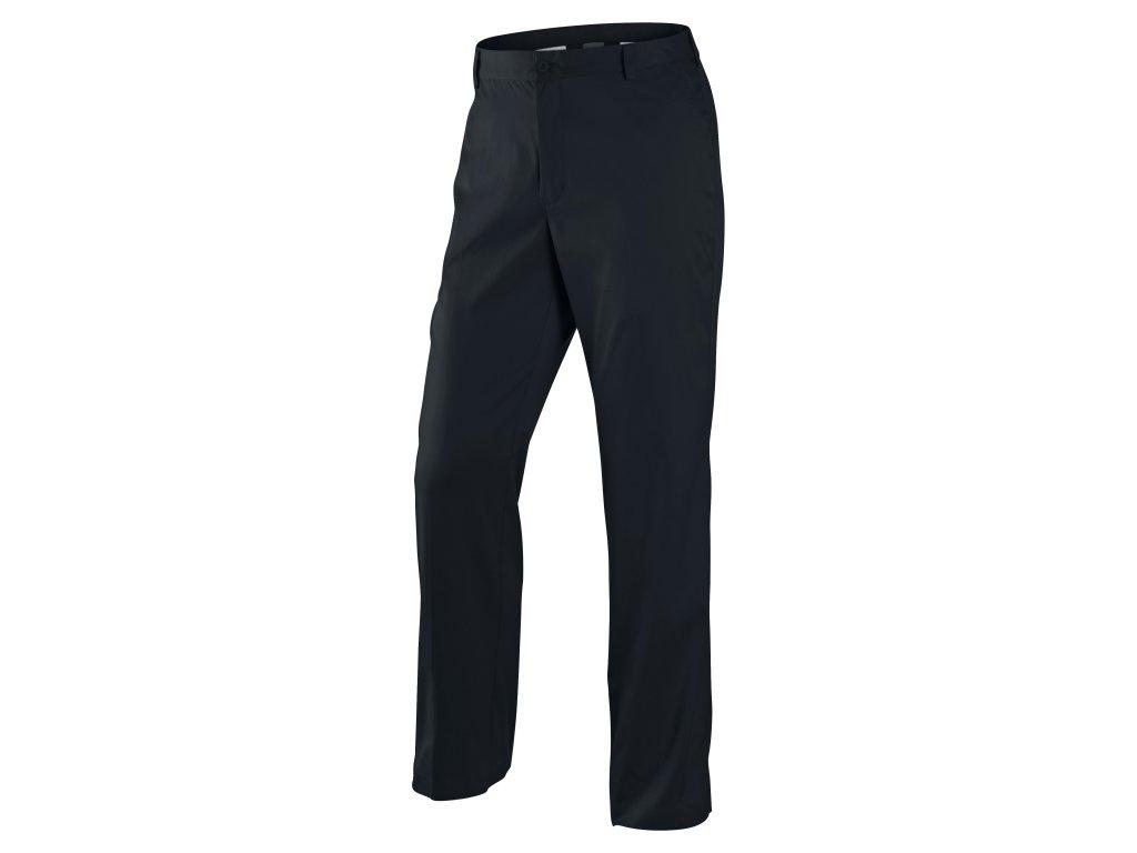 NIKE kalhoty Dri-Fit Flat Front Tech Pant černé