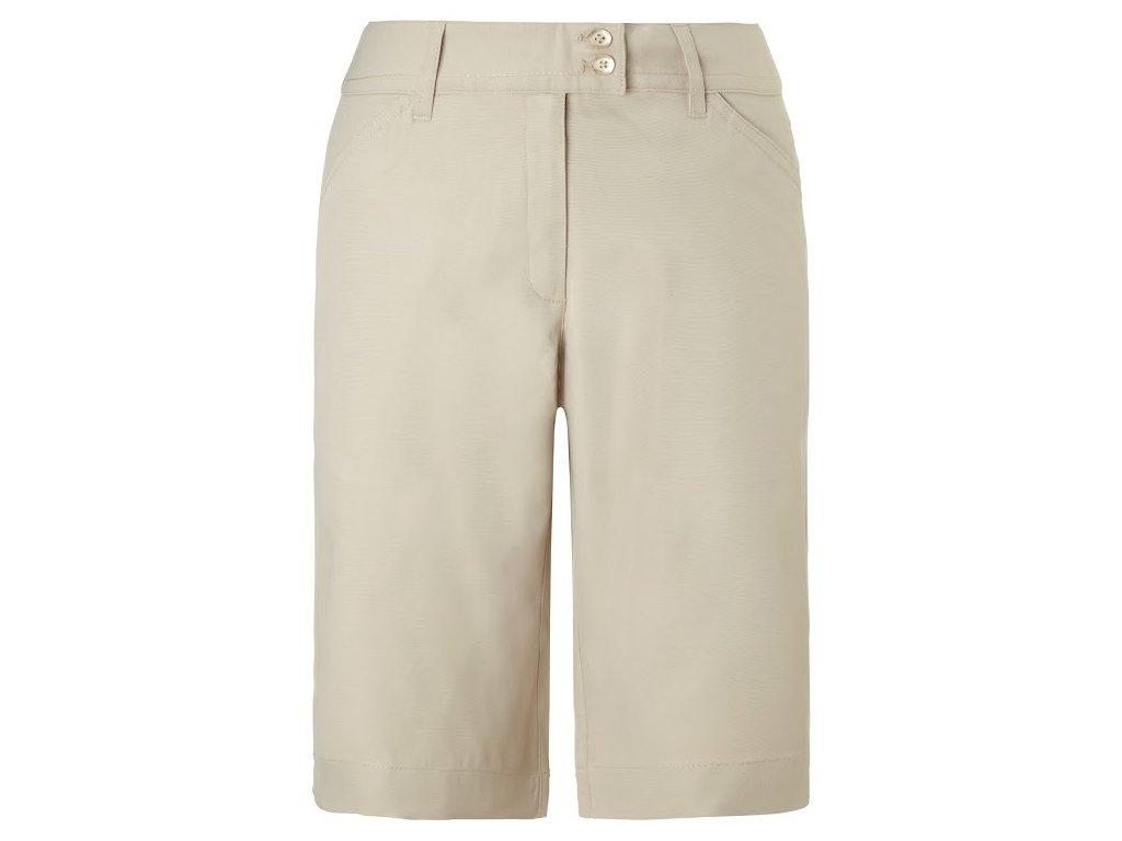 CALLAWAY dámské kraťasy Chev béžové (Velikost oblečení 40)