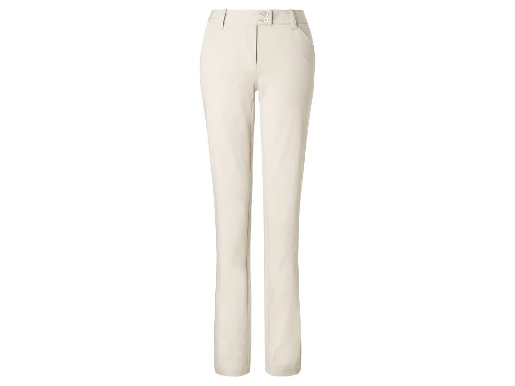 CALLAWAY dámské kalhoty Chev Trouser béžové