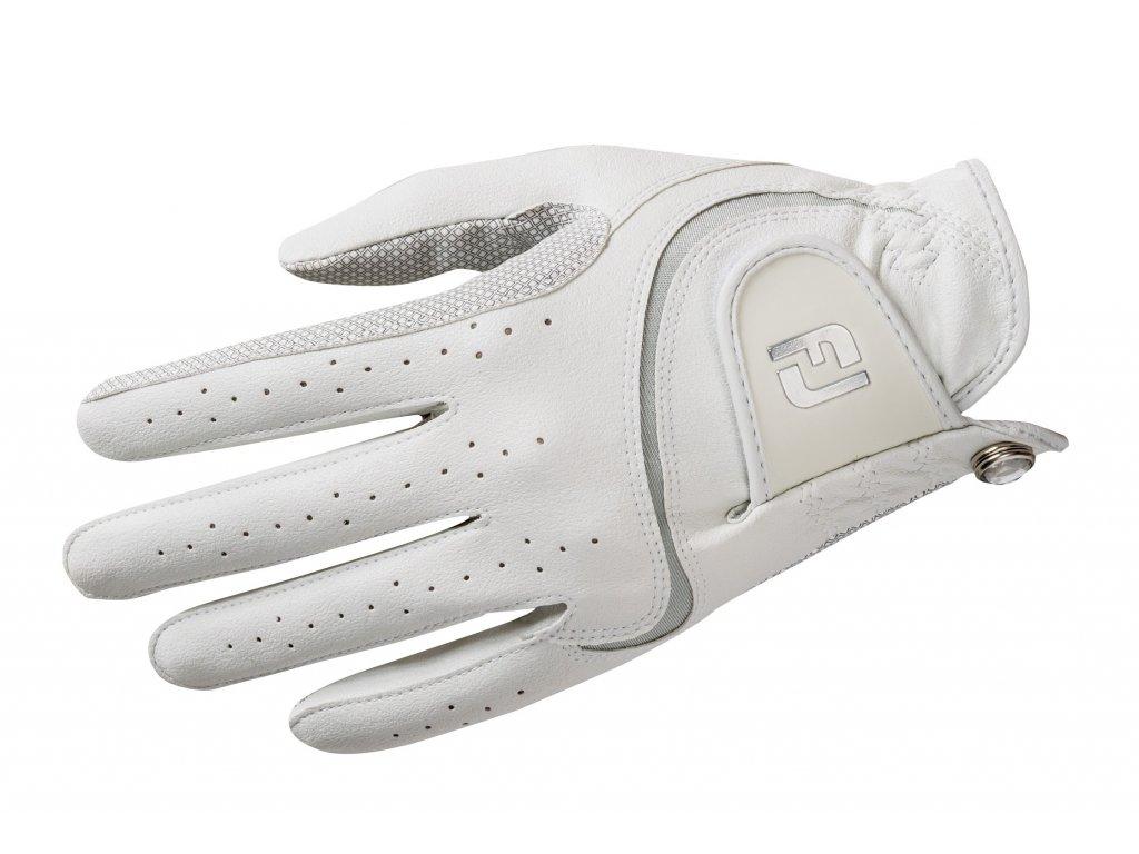FOOTJOY dámské rukavice Attitudes bílá (Velikost rukavic L)
