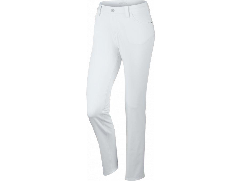 NIKE dámské kalhoty Jean 3.0 bílé (Velikost kalhot 40)