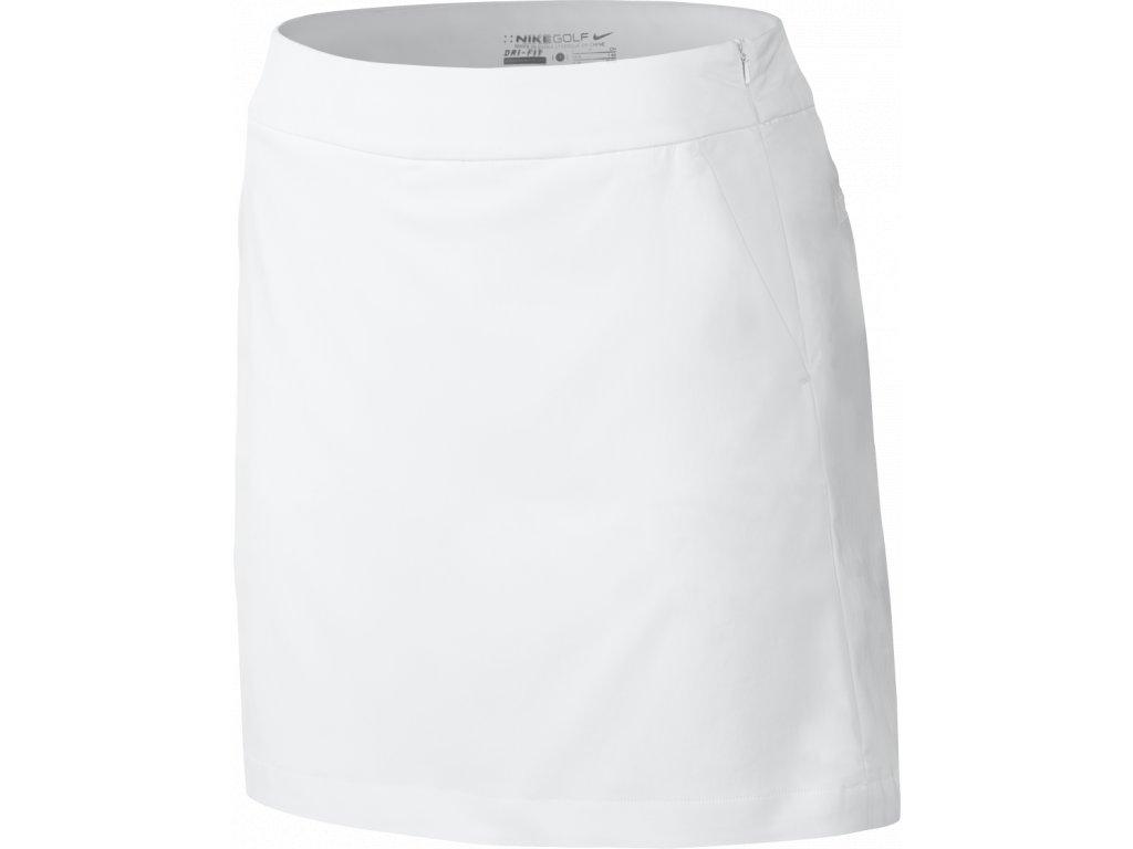 NIKE dámská sukně Tournament bílá (Velikost oblečení 42) 9daa3bb671