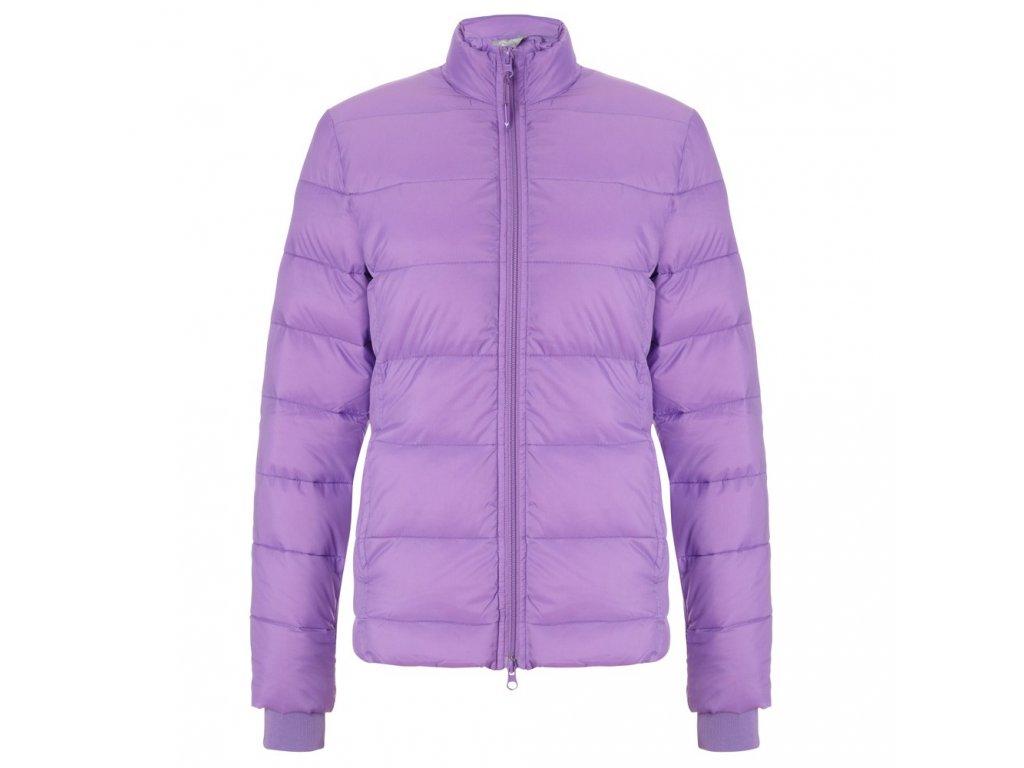 Callaway dámská bunda Puffer fialová (Velikost oblečení S)