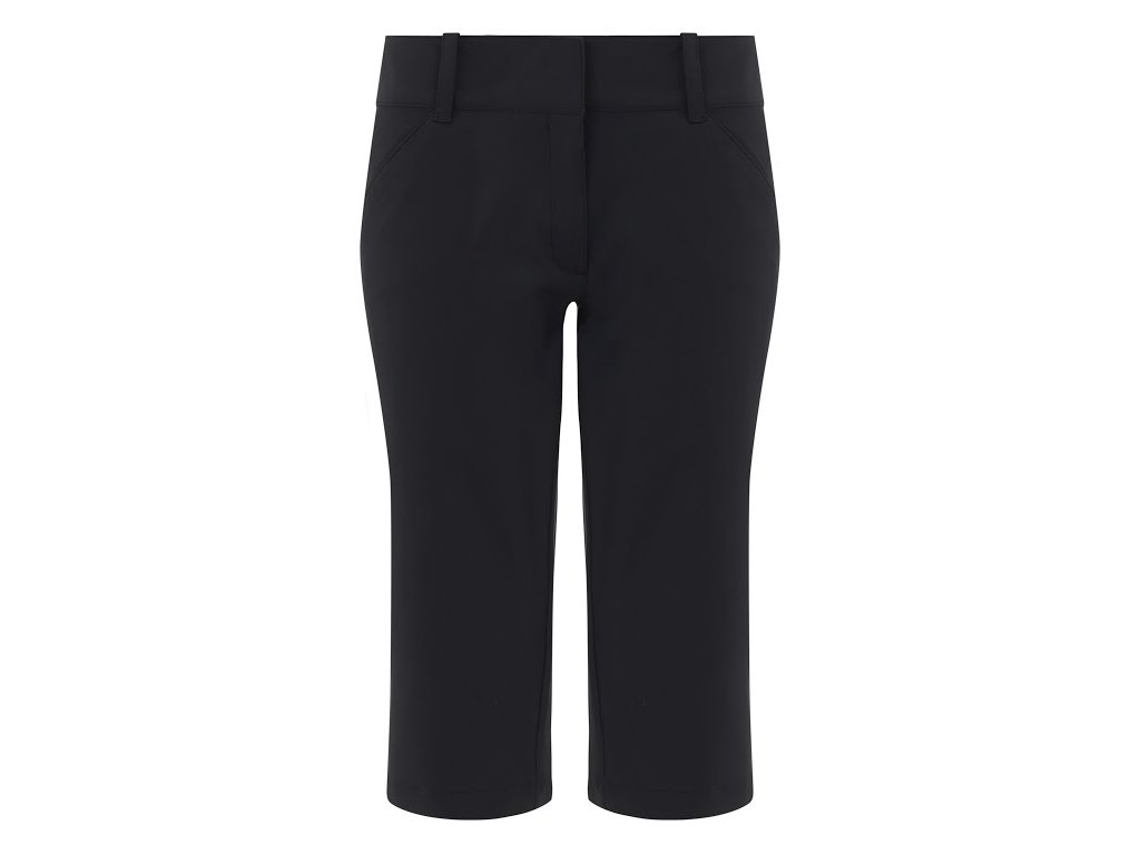 CALLAWAY dámské kraťasy City 62 cm černé (Velikost oblečení 34)