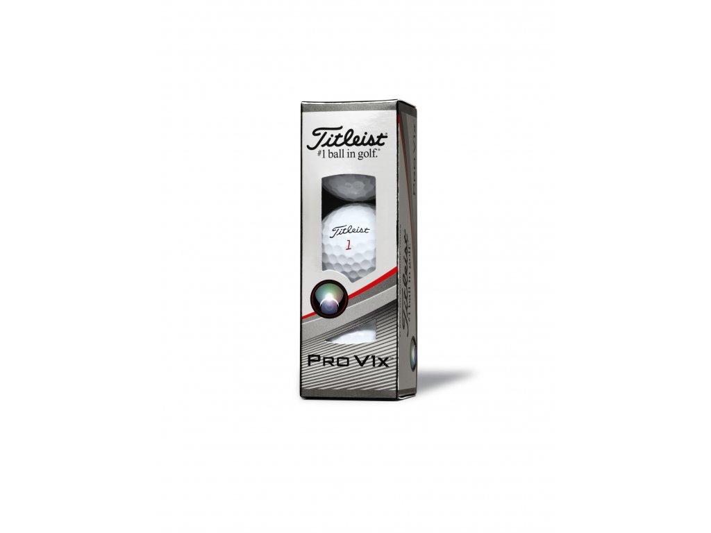 TITLEIST Pro V1x golfové míčky (3 ks)