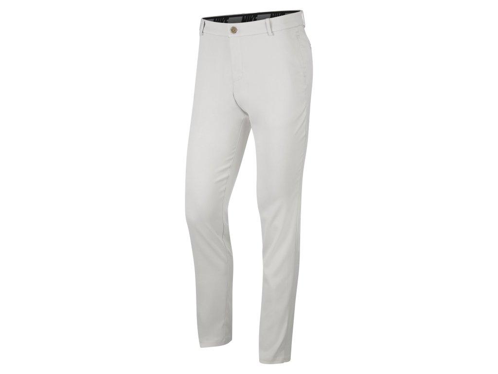 NIKE Flex Slim Core pánské kalhoty béžové