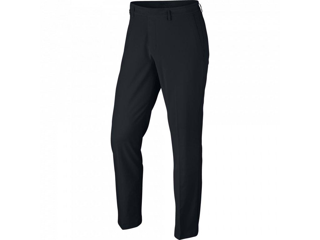 NIKE pánské kalhoty Flat Front Stretch černé  + Malé balení týček 10 ks