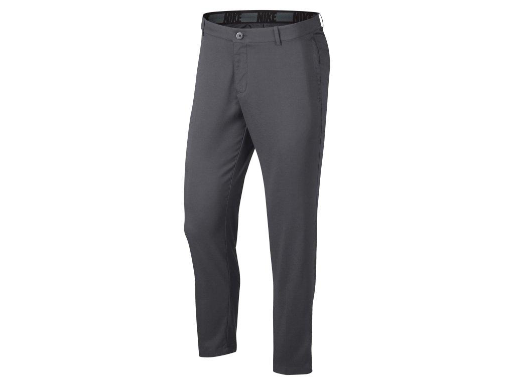 NIKE pánské kalhoty Flex šedé přední strana
