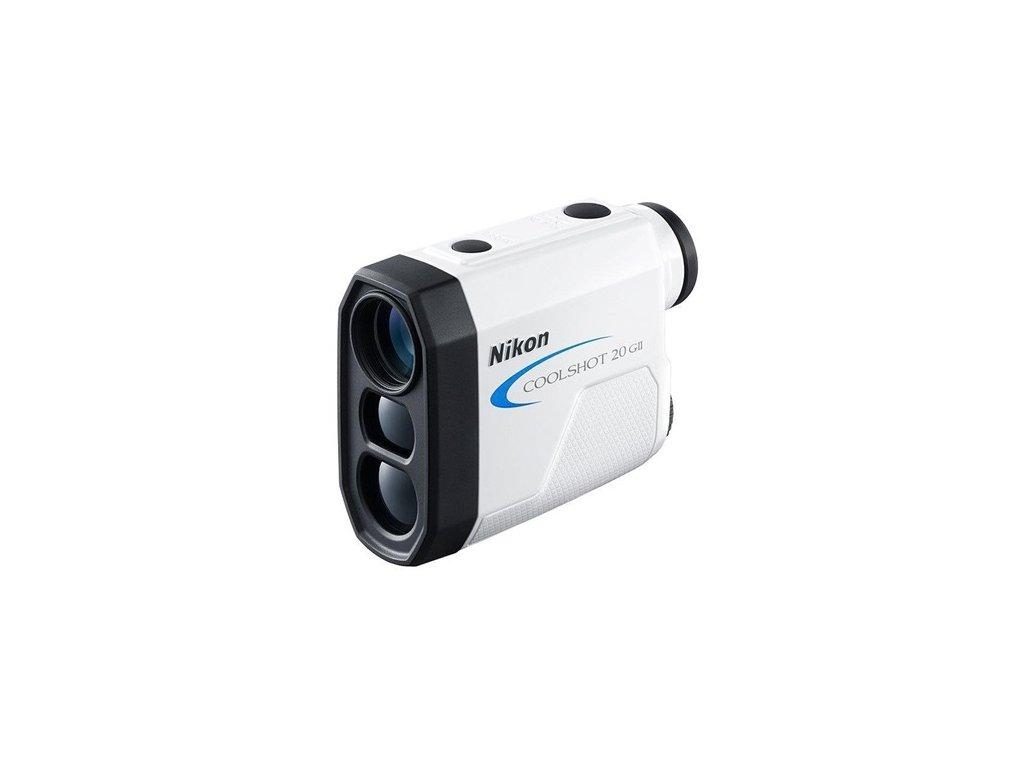 nikon laser coolshot 20 GII laserový dálkoměr
