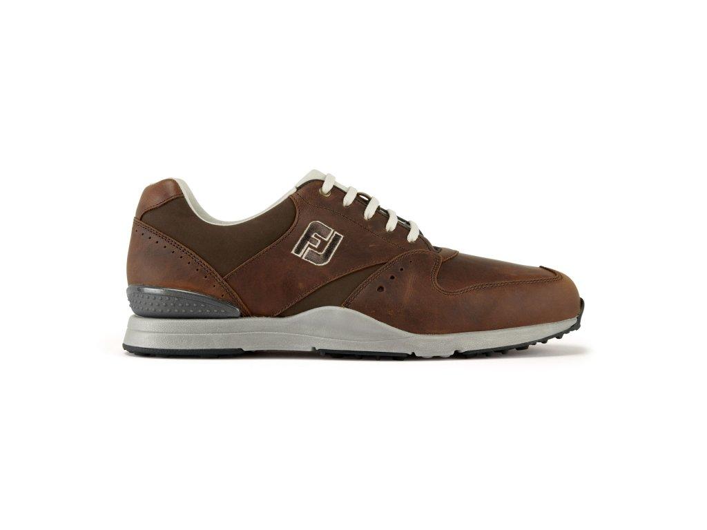 FOOTJOY golfové boty Contour Casual hnědé 41 206e5e1bb6