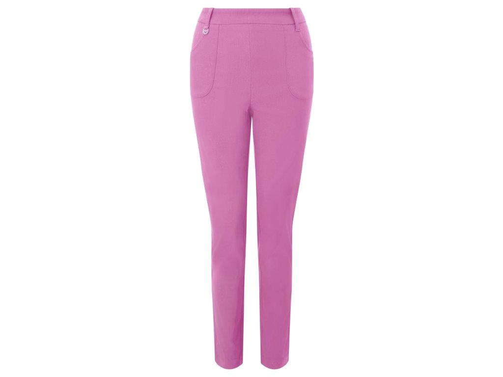 CALLAWAY dámské kalhoty Pull on Trouser II růžové