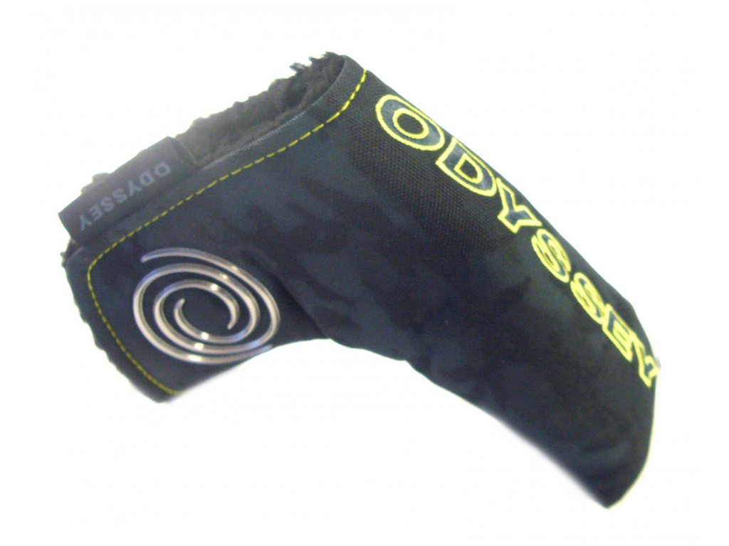 ODYSSEY headcover Blade Camo
