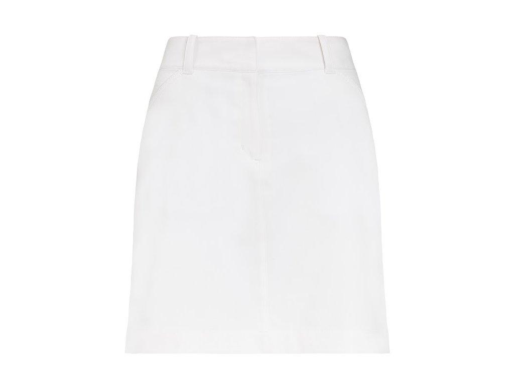 CALLAWAY dámská sukně Opti Stretch bílá (Velikost oblečení 8)