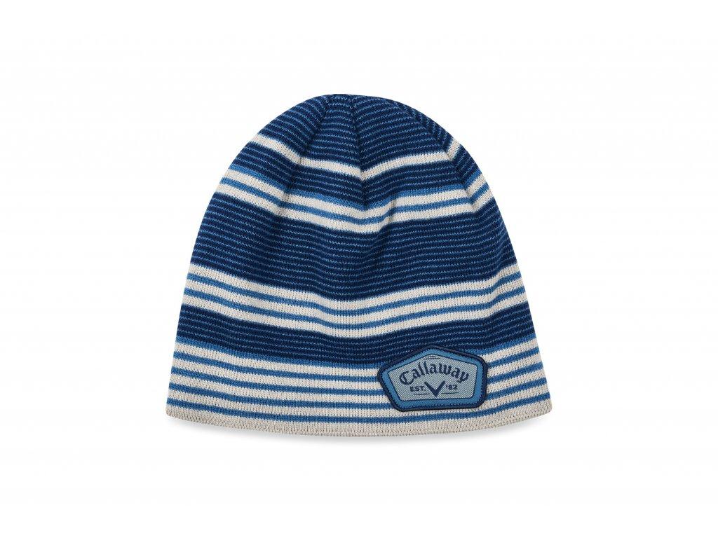 CALLAWAY zimní čepice Chill modrá