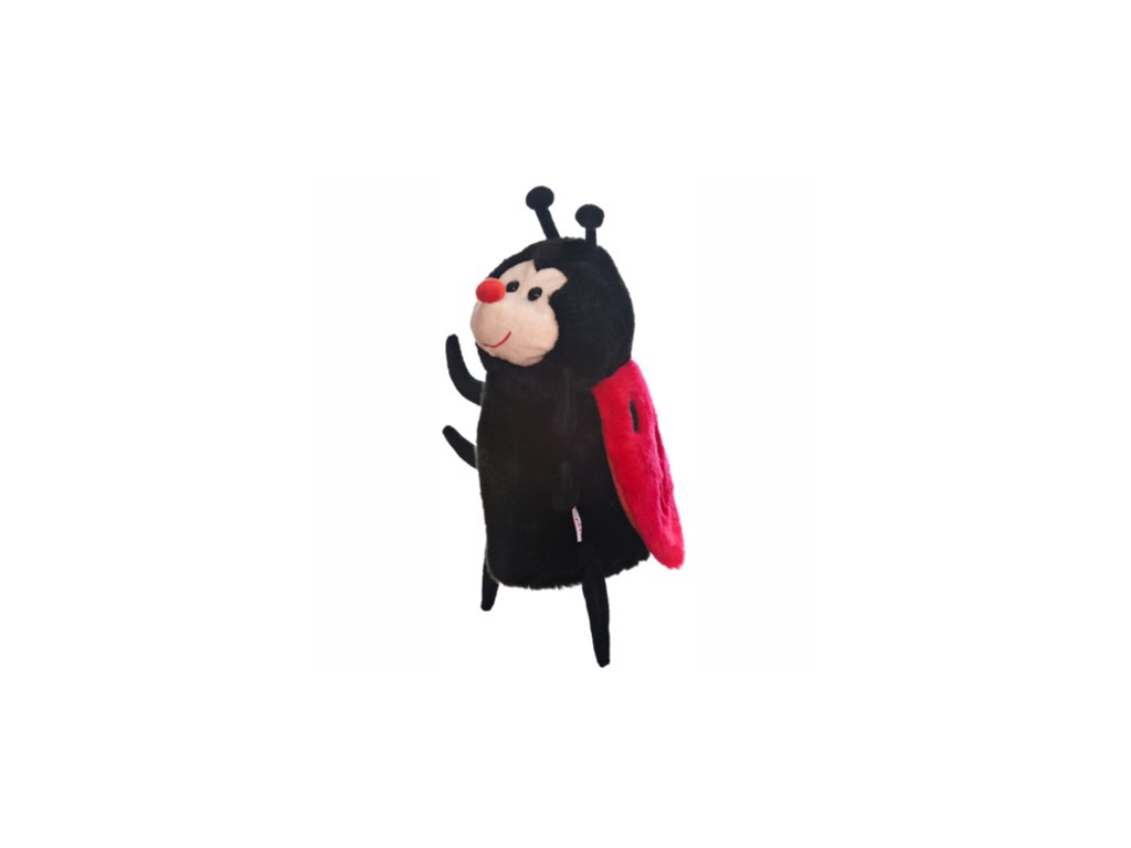 Daphnes headcover Ladybug - Beruška