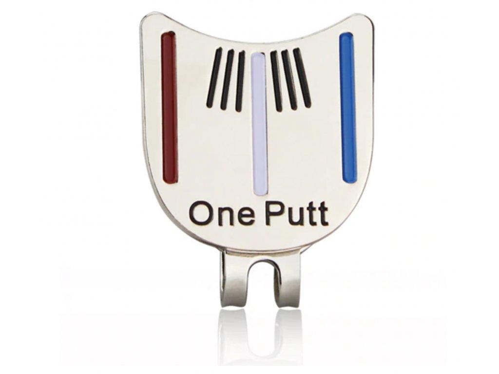 one putt