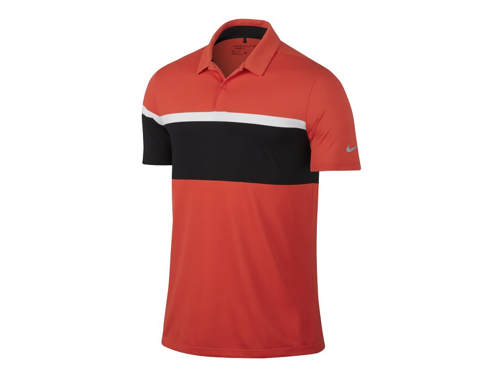 NIKE pánské tričko Mobility Open červeno-oranžové (Velikost oblečení XL)