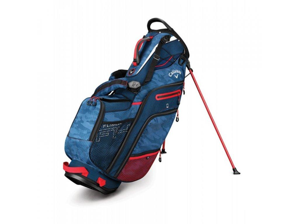 callaway bag fusion14 navy