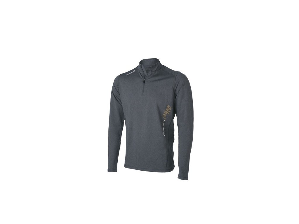 WILSON mikina F5 Thermal Tech šedá (Velikost oblečení XL)