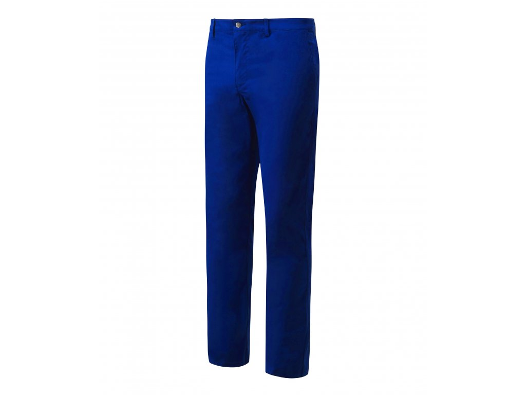 CALLAWAY pánské kalhoty FF Cool Max Ergo modré zepředu