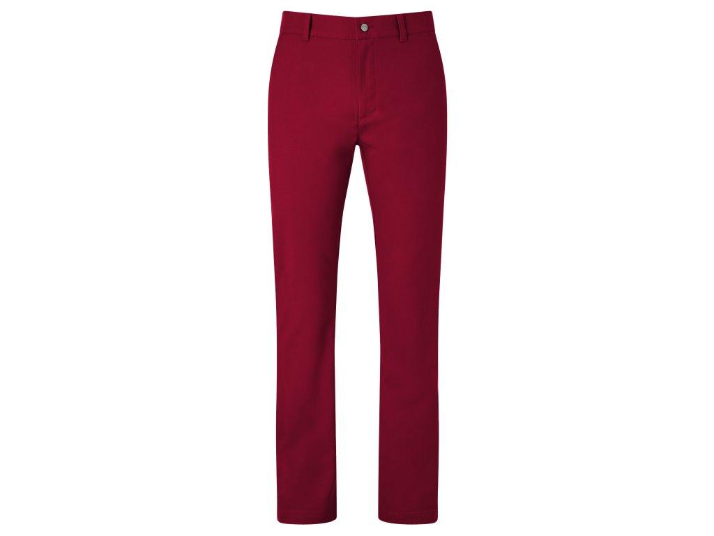 CALLAWAY pánské kalhoty Chev Tech II červené