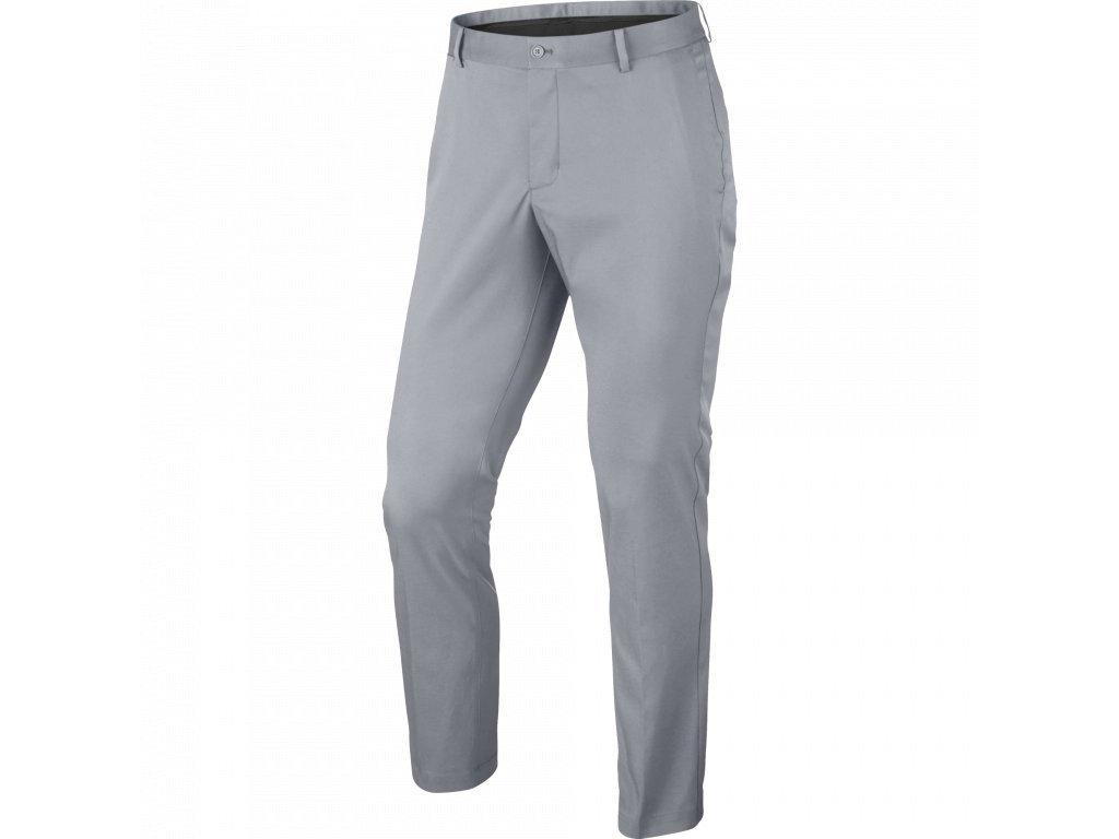 NIKE pánské kalhoty Modern Fit Chino šedé