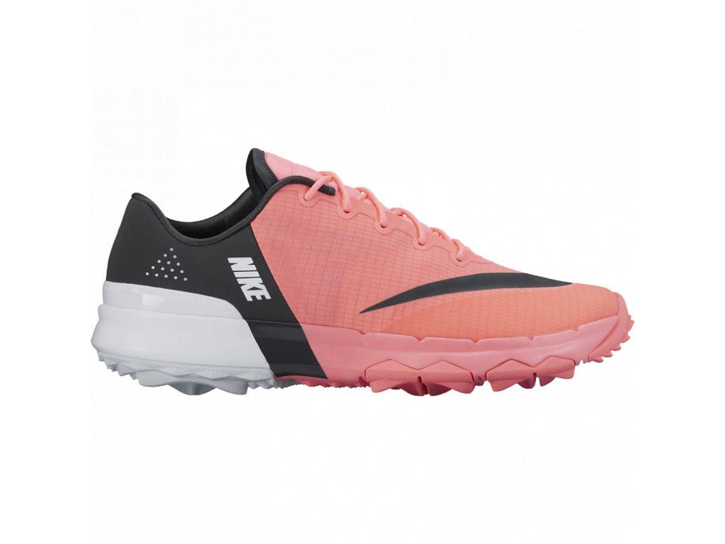 ba0b3c59e5d7 NIKE dámské golfové boty Fi Flex růžové 36