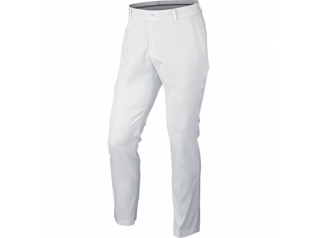 NIKE pánské kalhoty Modern Fit Chino bílé  + Malé balení týček 10 ks